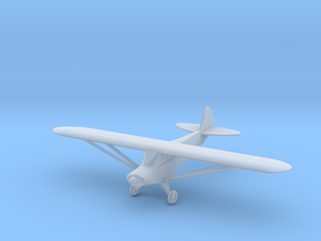 Piper PA18 - Nscale in Frosted Ultra Detail