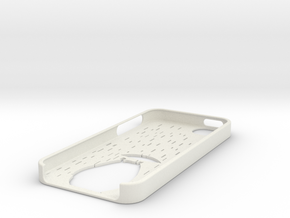 Totoro iPhone 5 case (Fixed!) in White Natural Versatile Plastic
