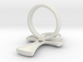 Lyncorin Unk2 in White Strong & Flexible
