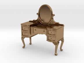 1:48 Vanity in Natural Brass