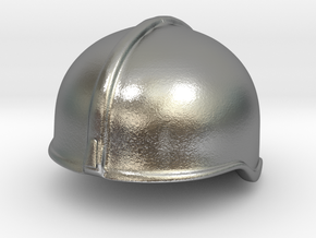 Fire Helmet Rosenbauer (Test) in Raw Silver