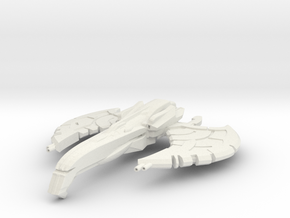 Dennemex Class Refit in White Natural Versatile Plastic