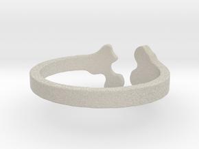 Ring bone in Natural Sandstone