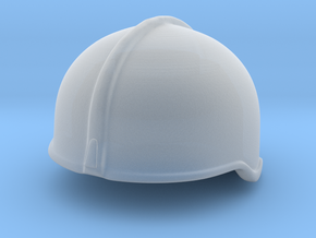 Fire Helmet Rosenbauer (Test) in Smooth Fine Detail Plastic