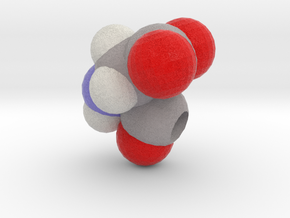 D is Aspartic Acid in Full Color Sandstone