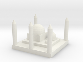 Mosque in White Strong & Flexible