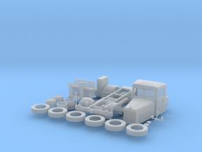 Hanomag ST 55 1:45 Version 1 in Smooth Fine Detail Plastic