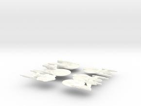 Collection 27 in White Processed Versatile Plastic