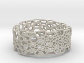 Subdivision Bracelet in Natural Sandstone