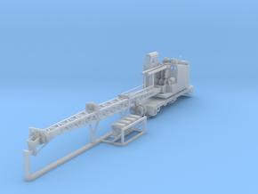 DE Ohio Locomotive Crane N scale in Smooth Fine Detail Plastic