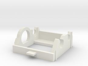 Pro Slot Motor Pod Master Copy in White Natural Versatile Plastic