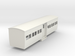 009 colonial modern commuter coach  in White Natural Versatile Plastic