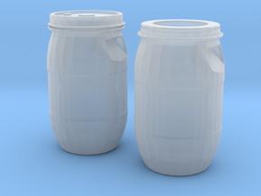 30 liter Drum Set in Smooth Fine Detail Plastic