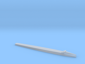 Huszar class destroyer hull in Smooth Fine Detail Plastic
