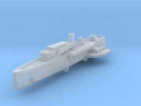 LNAS Torpedo Destroyer Osprey Class in Smooth Fine Detail Plastic