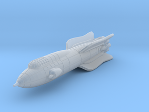 Terran Battle Rocket Achates in Smooth Fine Detail Plastic