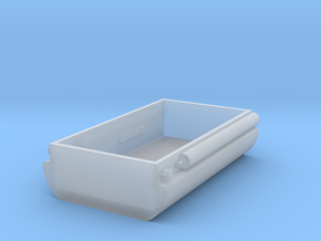 3200 Gallon EMD Fuel Tank (Kato N) in Smooth Fine Detail Plastic