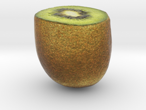 The  Kiwifruit-Half in Full Color Sandstone