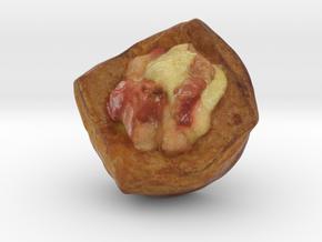 The Apple Danish Pastry in Full Color Sandstone
