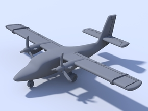 1:200 - Twin Otter (M) in Smooth Fine Detail Plastic