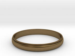 Emperial Ring in Natural Bronze