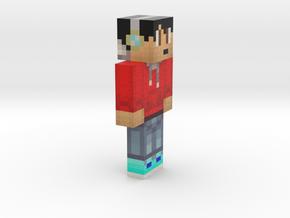 7cm | FireBliTz_1 in Full Color Sandstone