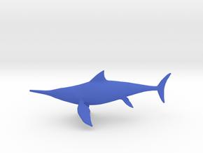 Platypterygius 1:50 in Blue Processed Versatile Plastic