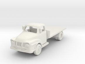 1:87 J2 Bedford in White Strong & Flexible