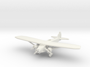 Caproni Ca.133 1/285 6mm in White Strong & Flexible