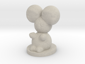 Koala in Natural Sandstone