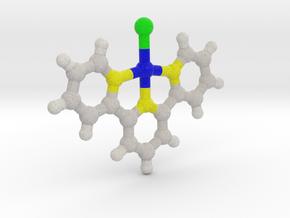 Pt(tpy)ClClO4-H2O in Full Color Sandstone