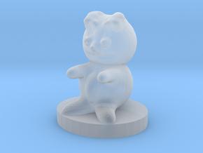Fabulous Esboo Teddy Bear in Smooth Fine Detail Plastic
