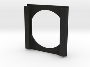 Walimex Lee Filter Adapter 07 in Black Acrylic