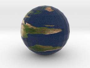 micro Earth in Full Color Sandstone