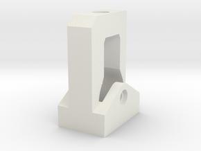 EjeX Tensor RodamientoB623ZZ in White Natural Versatile Plastic