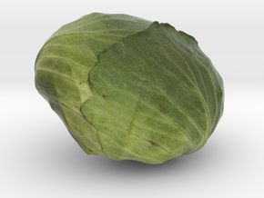 The Cabbage in Full Color Sandstone