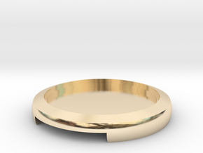 Prova Cassa in 14K Yellow Gold