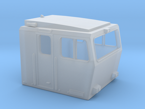 Cargosprinter Kabine Windhoff 1:220 in Smooth Fine Detail Plastic