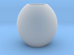 Ikebana Vase_1 in Smooth Fine Detail Plastic