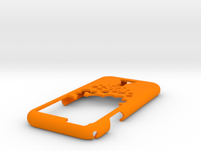 IPhone 6 Case RXT in Orange Strong & Flexible Polished