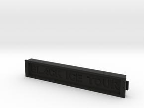 AC/DC Stage Prt# 2 Tour Banner in Black Natural Versatile Plastic