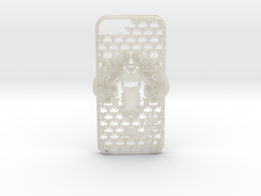 FLYHIGH: Tory on Baroque iPhone 5 in Transparent Acrylic