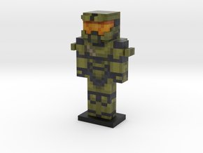 Master Chief 2.0 in Full Color Sandstone