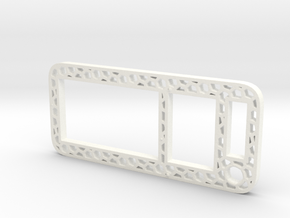 BFD Chain in White Strong & Flexible Polished