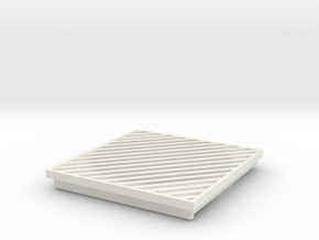 SP3 Duct Cover in White Strong & Flexible