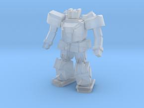 BLITZ MINI! Robot in Smooth Fine Detail Plastic