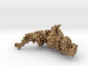 tRNA (small) in Natural Brass