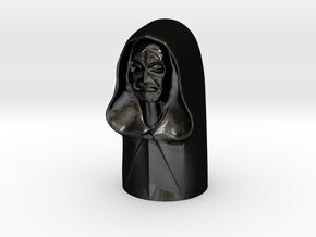 SW Emperor Pawn in Matte Black Steel
