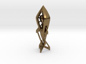 Love Rocket in Natural Bronze