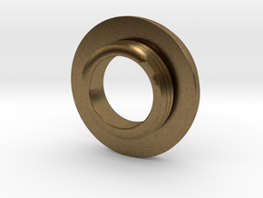 Ag Torch: Brass Tail Ring (4 of 4) in Natural Bronze